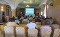 Le Bureau MONUSCO-Bunia explique le contenu de la Résolution 2409 du Conseil de sécurité des Nations Unies