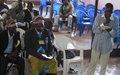 La MONUSCO s'engage dans la résolution du conflit entre les communautés de Kamako
