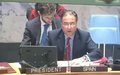 Statement by the President of the Security Council on the Situation in the DRC