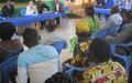 La MONUSCO prévient l'émergence d'un conflit à Ngandajika