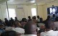 Célébration de la Journée Internationale Nelson Mandela à Dungu