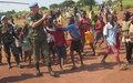 Dans la région du Kasaï, « la situation est sous contrôle. Elle reste volatile.»