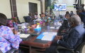 MONUSCO participates in brainstorming on food support for prisoners in the DRC