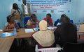 A Kananga, les Nations Unies outillent les femmes en technique de sensibilisation électorale