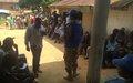 La Police de la MONUSCO contribue à la prévention des violences basées sur le genre