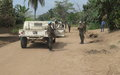 MONUSCO plays active part in the restoration of peace to Lodja