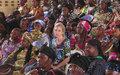La Journée internationale des droits de la femme célébrée dans le deuil en Ituri