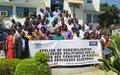 Les acteurs politiques de l'Ituri veulent réduire les tensions et risques liés au processus électoral