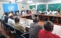 Stabilisation : Le fonctionnement de la chaîne pénale expliqué aux leaders religieux de Kalemie