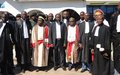 La MONUSCO présente à l'audience solennelle de la Cour d'appel du Tanganyika