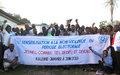 La MONUSCO facilite une rencontre entre jeunes sur la non-violence en période électorale