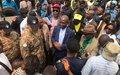 La MONUSCO soutient un retour au calme à Kamako