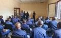 KANANGA : LA POLICE MONUSCO FORME LA POLICE NATIONALE CONGOLAISE POUR UNE GESTION ADEQUATE DES MANIFESTATIONS