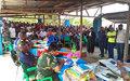 La MONUSCO soutient des audiences foraines à Tshimbulu