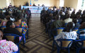 La MONUSCO accompagne le Kasaï-Central dans la résolution des conflits coutumiers