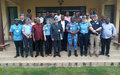 La police MONUSCO organise un séminaire au profit des acteurs de la chaine judiciaire