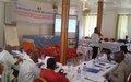 25 membres des Sociétés civiles de Tshopo et Bas-Uélé formés sur la protection des civils