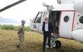 Jean-Pierre Lacroix on official visit to the DRC: