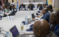 Le DDRRR en atelier à Bukavu pour discuter des Projets de Réduction de la Violence Communautaire