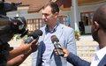 RDC : Le chef de la sécurité de l'ONU assure que la population peut continuer à compter sur le soutien de la MONUSCO