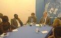 Lubumbashi : Andrew Gilmour  exprime sa préoccupation face à la restriction des  libertés fondamentales