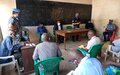 Tanganyika : MONUSCO encourages Districts Leaders to Collaborate with Police in the Fight against Insecurity