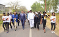 L'Université de Kinshasa célèbre la Journée Nelson Mandela aux cotés de l'ONU et l'Afrique du Sud