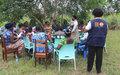 La MONUSCO sensibilise les femmes  congolaises à s'investir dans les activités d'autonomisation