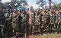 Le Commandant de la Force de la MONUSCO croit à une amélioration de la sécurité en Ituri