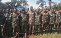 MONUSCO Force Commander believes security situation can be improved in Ituri