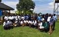 Les réseaux communautaires et la Police Nationale Congolaise accompagnent la MONUSCO dans sa lutte contre l'abus et l'exploitation sexuels