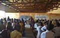 La MONUSCO échange avec les étudiants de Beni sur la Résolution 2348