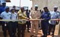 La MONUSCO lance la SOLIO pour lutter contre la criminalité à Oicha