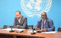COMPTE-RENDU DE L'ACTUALITE DES NATIONS UNIES EN RDC A LA DATE DU 18 SEPTEMBRE 2019