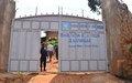 Le projet à impact rapide de la MONUSCO améliore les conditions de détention à la prison de Butembo