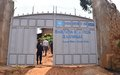 MONUSCO quick impact project improves conditions of inmate detention in Butembo prison