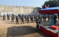 175 Nepalese MONUSCO peacekeepers honoured for their commitment in the DRC