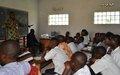La MONUSCO échange avec les habitants du quartier lac vert de Goma