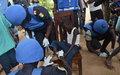 La MONUSCO organise une patrouille mixte de longue portée à Kinshasa
