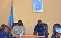 Le chef de la Police MONUSCO en visite de travail à Beni et Bunia