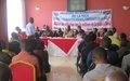 Célébration de la Journée internationale de la paix à Beni