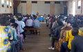 La MONUSCO appuie les autorités d'Uvira pour une meilleure communication avec les gouvernés