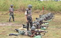 Le contingent marocain de la MONUSCO renforce les capacités des soldats FARDC à Dungu