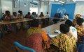 Les associations de femmes engagées aux cotés de la MONUSCO pour une paix durable dans les territoires d'Uvira et de Fizi