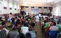 Les femmes de la sous-région échangent sur la consolidation de la paix