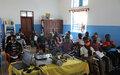 BENI : la MONUSCO forme la population aux dangers des engins explosifs pour éviter des drames