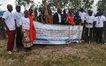 Uvira (Bwegera), sud Kivu : La Monusco appuie les communautés locales dans la lutte contre les violences communautaires