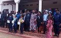 La MONUSCO forme les policiers de Bunia en Police de Proximité