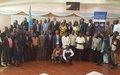 Nord-Kivu : Un plan d'action pour maitriser la population carcérale