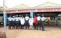 La Force MONUSCO fournit des médicaments à l'hôpital provincial du Nord-Kivu et à la prison centrale